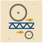 Die weizenstärkebasierten Hochleistungsklebstoffe vom Hersteller C&D Corrugating & Paper sorgen für weniger Klebstoffverbrauch | Crespel & Deiters