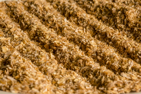 Wheat bran provides valuable fibre in the production of industrial food | Crespel & Deiters