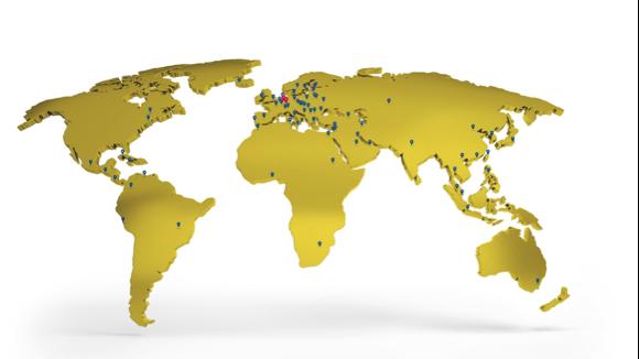 Die Crespel & Deiters Unternehmensgruppe ist ein international agierendes Unternehmen.