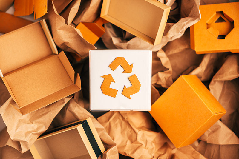 High performance adhesives by C&D Corrugating & Paper improve the circular economy of packaging materials