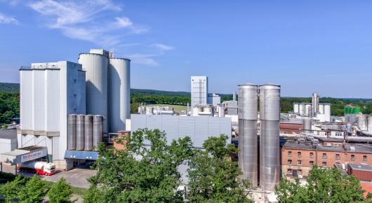 In Ibbenbüren sitzt Crespel & Deiters, der Hersteller und Produzent von Weizenstärken | Crespel & Deiters