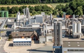 The headquarters of the Crespel & Deiters Group in Germany is where the production of wheat starches and wheat proteins takes place, as well as the production of the highly functional products of the brands | Crespel & Deiters