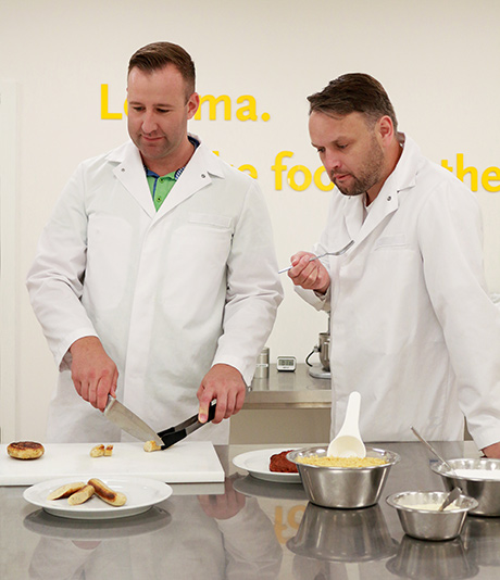 Loryma experts in research and product development (R&D) for innovative food ingredients
