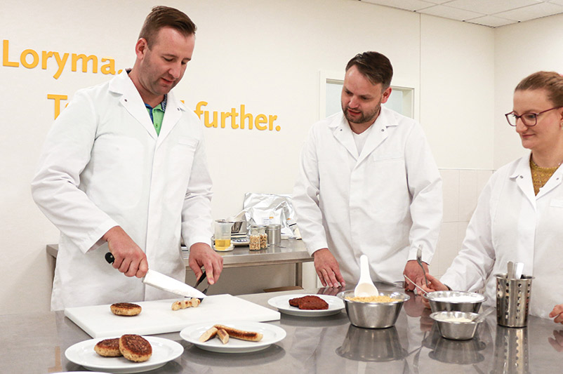 The Loryma experts have decades of experience in producing food ingredients and in the consultation of customers